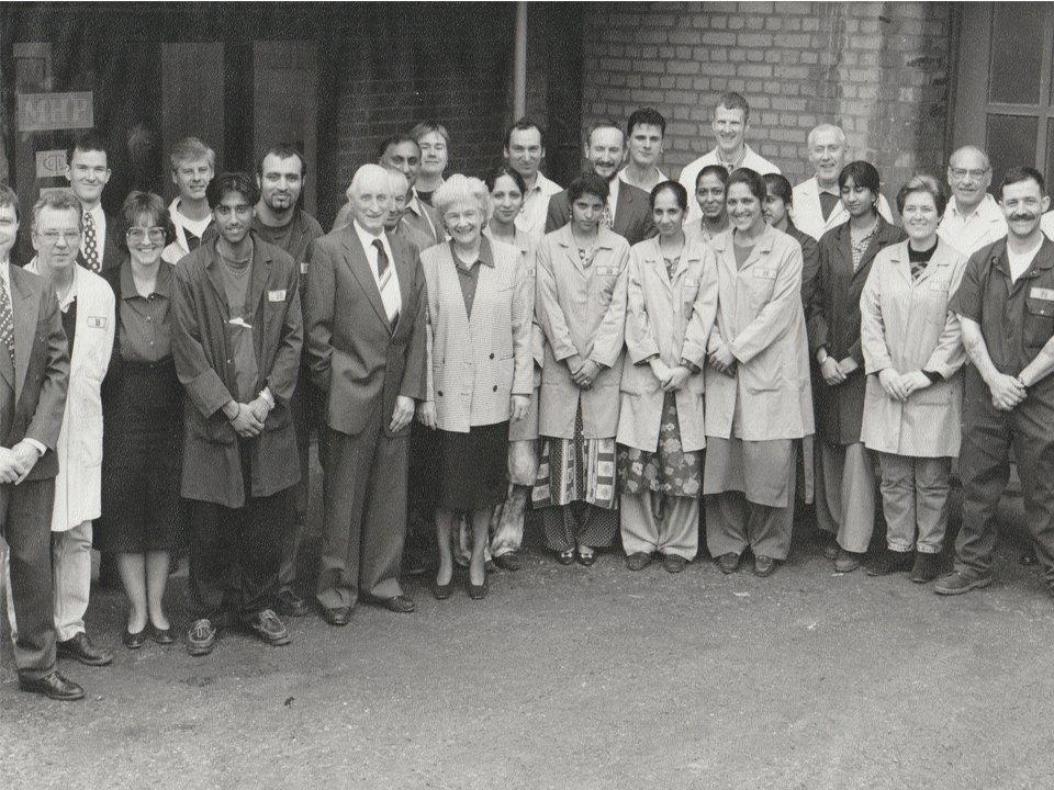 1997 MHP Staff