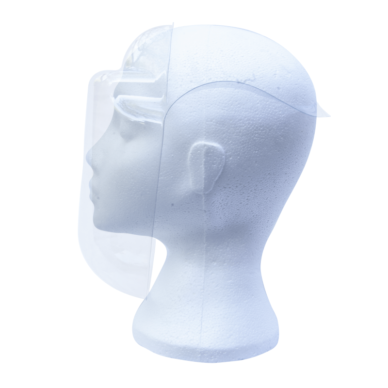 Eco Shield Protective Face Shield - Corona Virus Protection