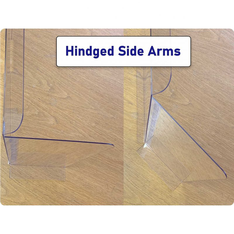 Desk Shield - Protection in the workplace